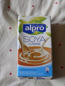 Vegan stuff in belgium page 22 does what it says on for Alpro soya cuisine