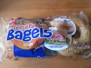 central park bagels