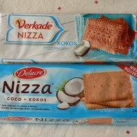 Nizza Coconut Cookies