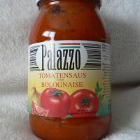 Palazzo Tomato Sauce for Bolognese (Aldi)