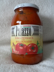 palazzo saus voor bolognese
