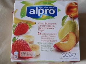 alpro yogurt wo stukjes