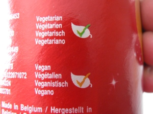 pringles natuur vegan mark