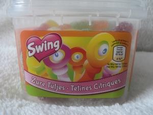 swing zure tutjes
