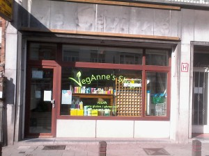 vegannes shop