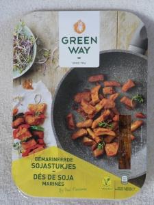 greenway marinated soy stukjes