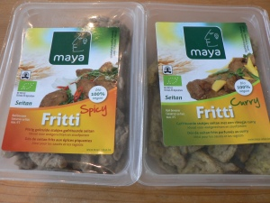 maya fritti spicy and curry