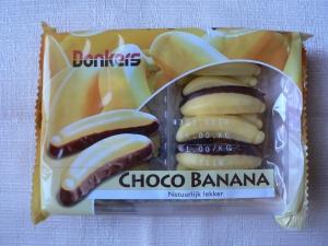 wibra donkers choco banaan
