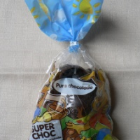 Super Choc Dark Chocolate Easter Eggs (Colruyt)