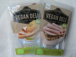 Fit Food Vegan Deli Slices