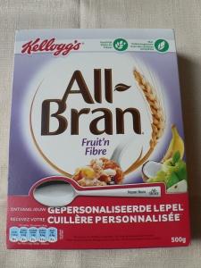 kellogg's all-bran fruit'n fibre