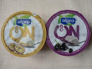 alpro go on