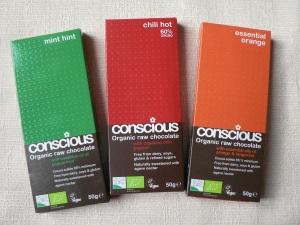 conscious chocolates
