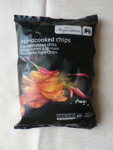 Taste of Inspiration Piri Piri chips